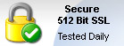This site is SSL Secure!
